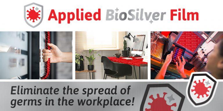 BioSilver banner