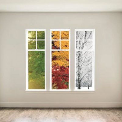 Thinsulate different seasons
